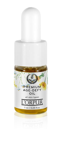 L'orpur Premium Age-Defy Oil (All Skin Types, 0.25oz / 7ml)
