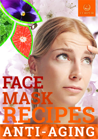 Anti-Aging Face Masks Ebook (Digital Download Only)