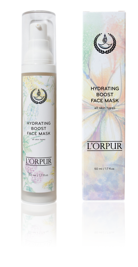 L'orpur Hydrating Boost Face Mask (All Skin Types, 1.7oz / 50ml)