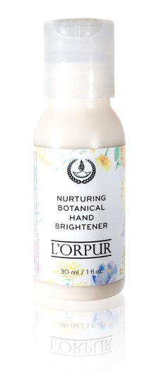 L'orpur Nurturing Botanical Hand Brightener (1oz / 30ml)