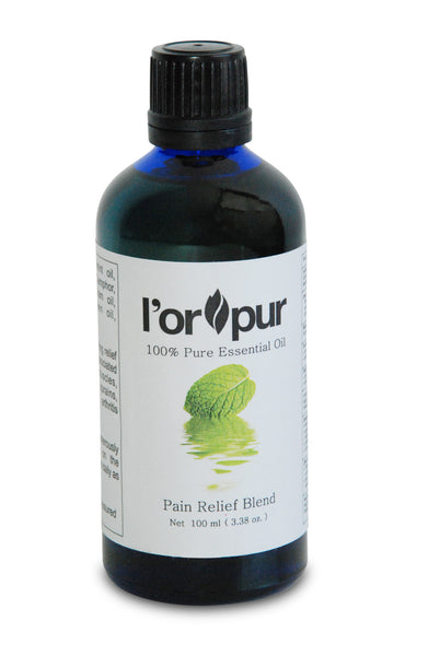 100% Pure Essential Oil - Pain Relief Blend 100ml