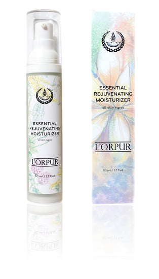 L'orpur Essential Rejuvenating Moisturizer (All Skin Types, 1.7oz / 50ml)