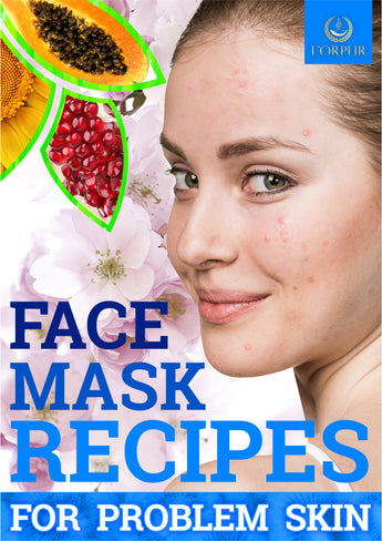 Problem Skin Face Masks Ebook (Digital Download Only)