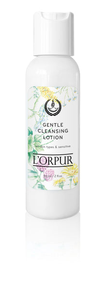 L'orpur Gentle Cleansing Lotion (All Skin Types & Sensitive, 2oz / 56ml)