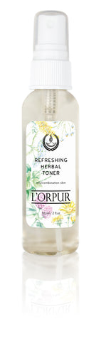 L'orpur Refeshing Herbal Toner (Oily/Combination Skin, 2oz / 56ml)