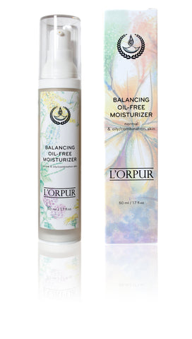 L'orpur Balancing Oil-Free Moisturizer (Normal & Oily/Combination Skin, 1.7oz / 50ml)