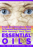 Essential Oils Skincare eBook for Dry & Sensitive Skin (Digital Download Only)