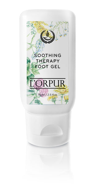 L'orpur Soothing Therapy Foot Gel (2.5oz / 75ml)