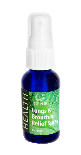 Lungs & Bronchial Relief Spray (Shipment in 2 Weeks)