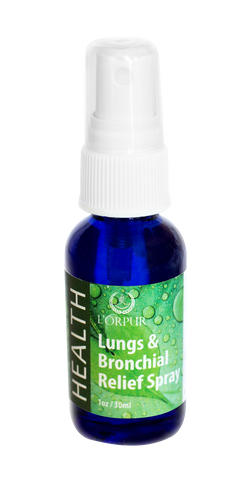 Lungs & Bronchial Relief Spray