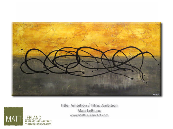 Ambition by Matt LeBlanc - Portfolio