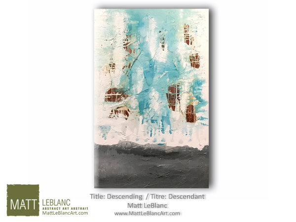 Portfolio - Descending by Matt LeBlanc Art