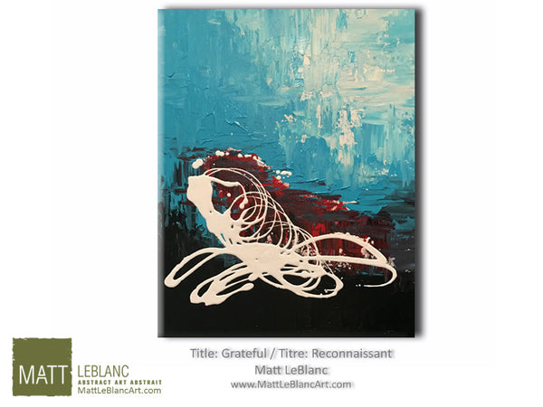 Portfolio - Grateful by Matt LeBlanc