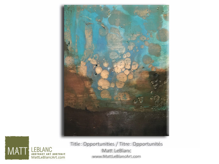 Portfolio - Opportunities by Matt LeBlanc