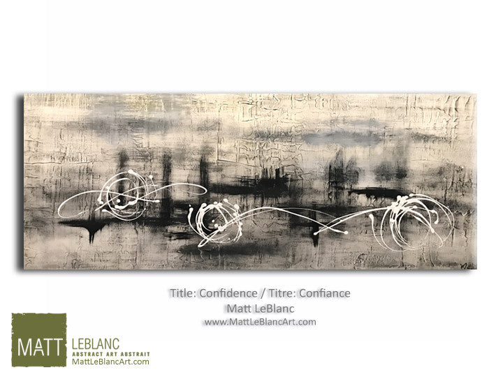 Portfolio - Confidence by Matt LeBlanc Art