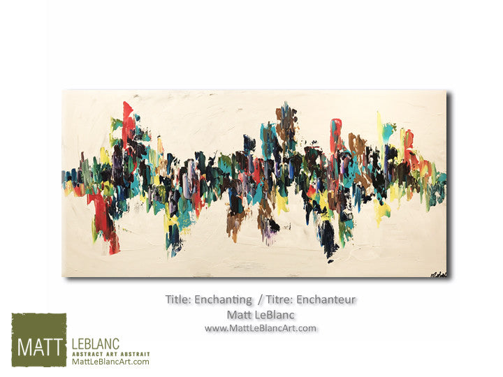 Portfolio - Enchanting by Matt LeBlanc Art