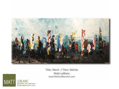 Portfolio - Merit by Matt LeBlanc Art