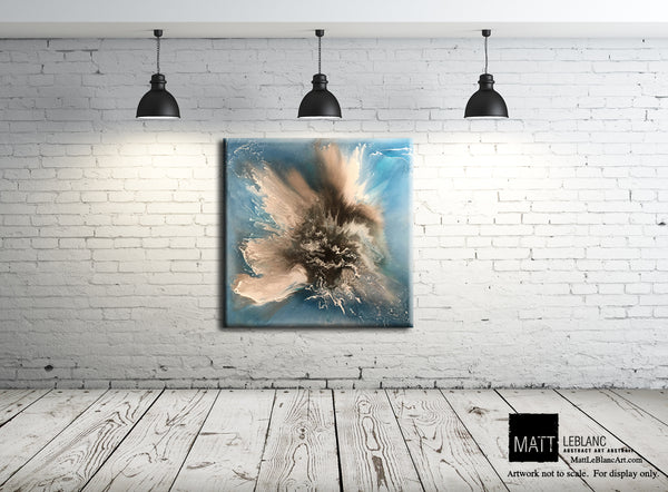 Portfolio - Delightful by Matt LeBlanc Art-30x30