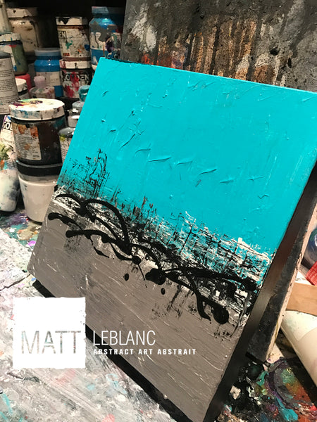 Portfolio - Remembering by Matt LeBlanc-12x12