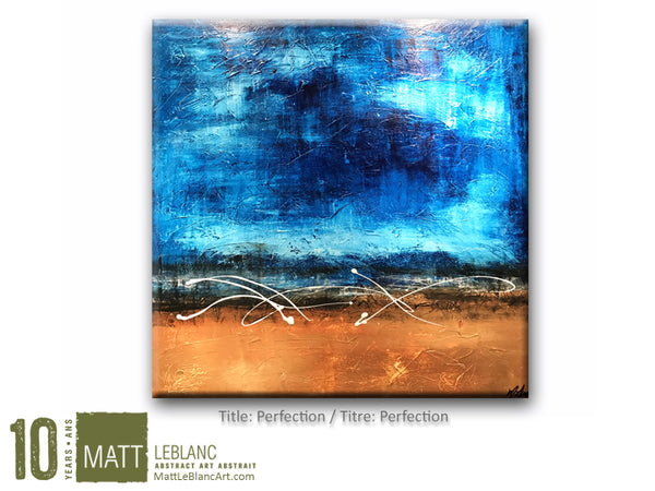 Portfolio - Perfection by Matt LeBlanc Art-36x36