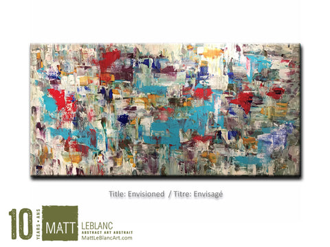 Portfolio - Envisioned by Matt LeBlanc Art
