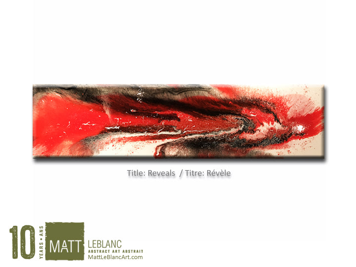 Reveals by Matt LeBlanc Art-12x48
