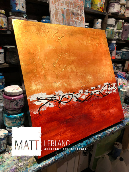 Portfolio - Pleasing by Matt LeBlanc Art-30x30