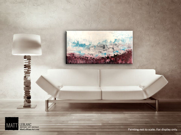 Reverie by Matt LeBlanc Art-24x48