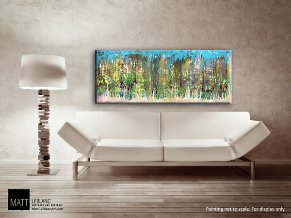 Portfolio - Protected by Matt LeBlanc Art-24x60