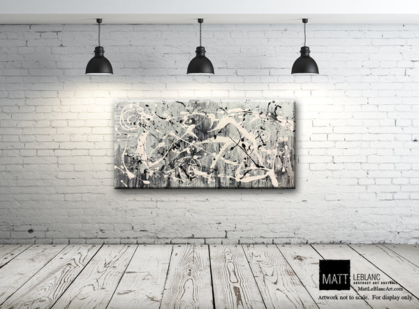 Portfolio - Pure by Matt LeBlanc Art-20x40