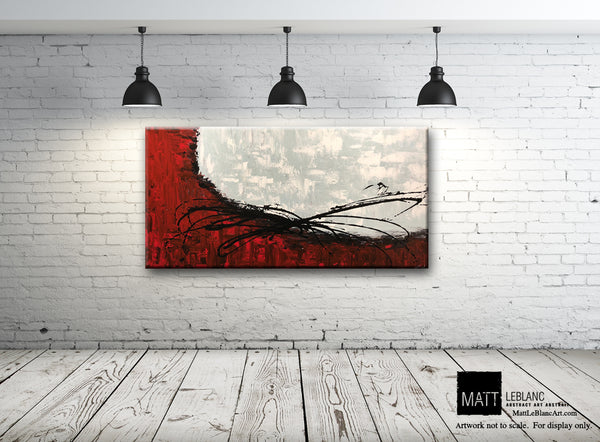 Immediately by Matt LeBlanc Art-24x48