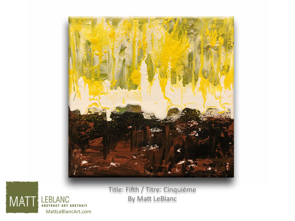 Fifth by Matt LeBlanc-12x12