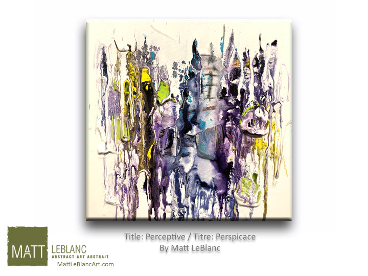 Perceptive by Matt LeBlanc-12x12