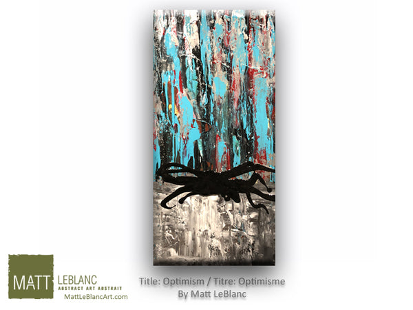 Optimism by Matt LeBlanc-15x30