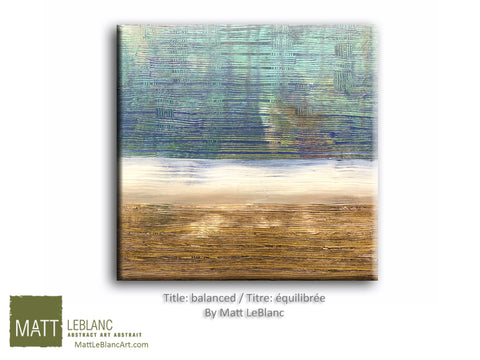 Balanced by Matt LeBlanc-16x16
