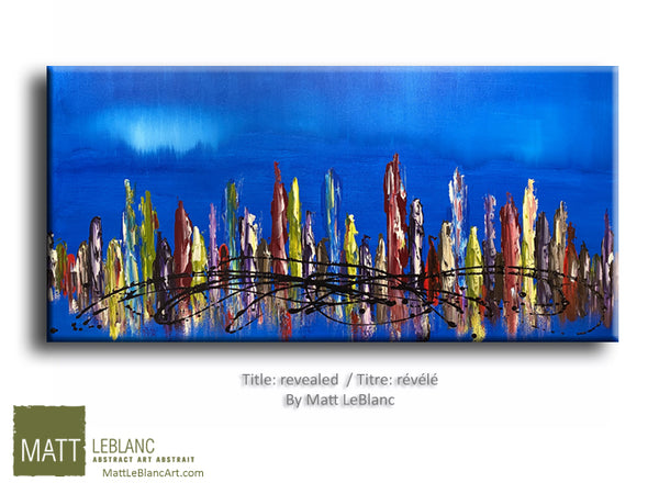 Portfolio - Revealed by Matt LeBlanc Art-24x48