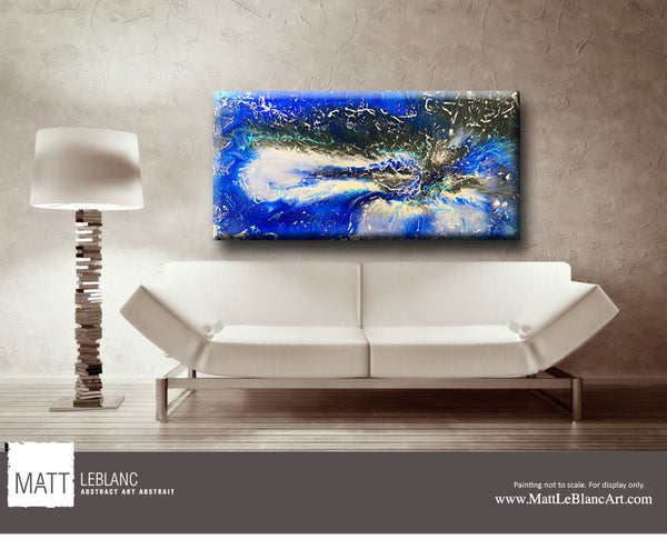 Healing by Matt LeBlanc Art-30x60