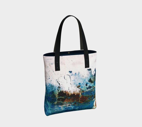 Matt LeBlanc Art Tote Bag - 001