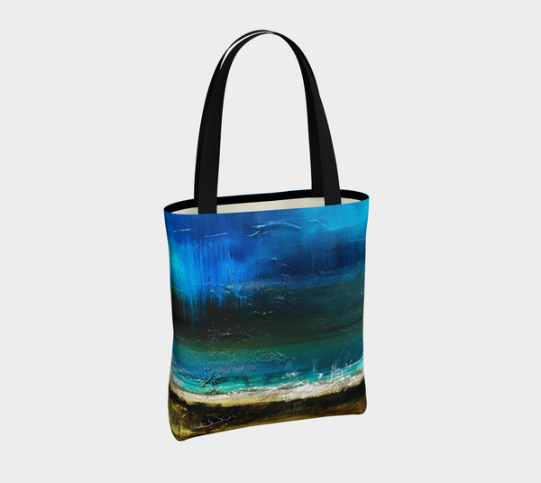 Matt LeBlanc Art Tote Bag - 003