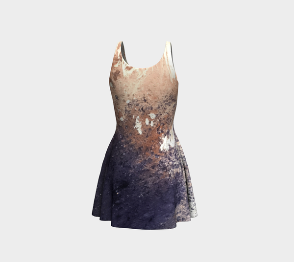 Matt LeBlanc Art Flare Dress - Design 009
