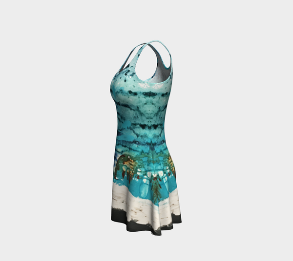 Matt LeBlanc Art Flare Dress - Design 011