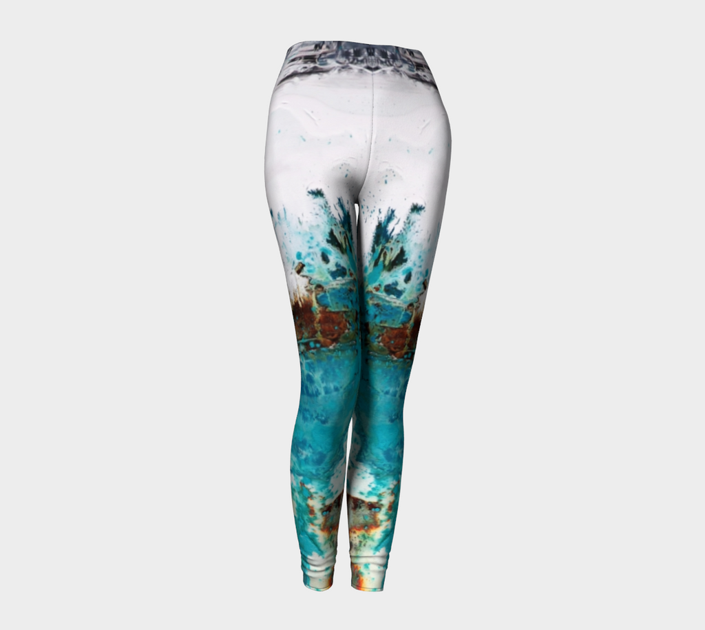 Matt LeBlanc Art Leggings - Design 005