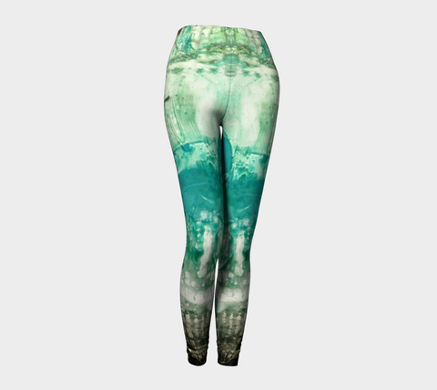 Matt LeBlanc Art Leggings - Design 006