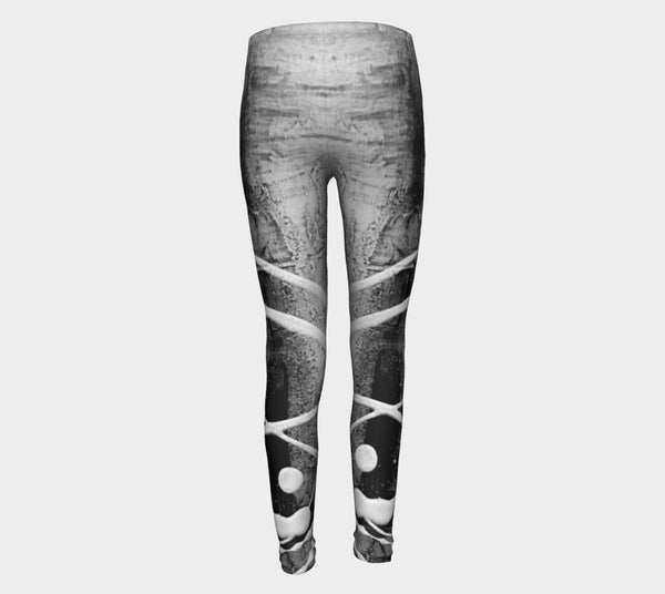 Matt LeBlanc Art Youth Leggings - Design 003