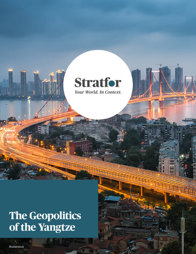 The Geopolitics of the Yangtze - Stratfor Store