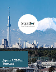 Japan: A 25-Year Forecast - Stratfor Store