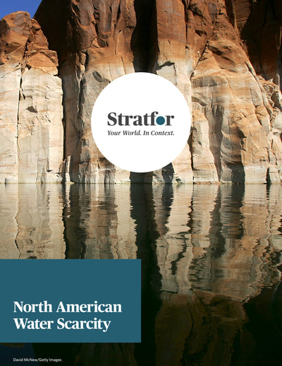 North American Water Scarcity - Stratfor Store