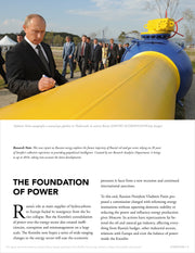 The Foundation of Kremlin Power: The Russian Energy Industry