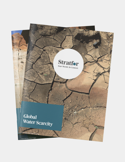 Water, Water NOT Everywhere - Stratfor Store