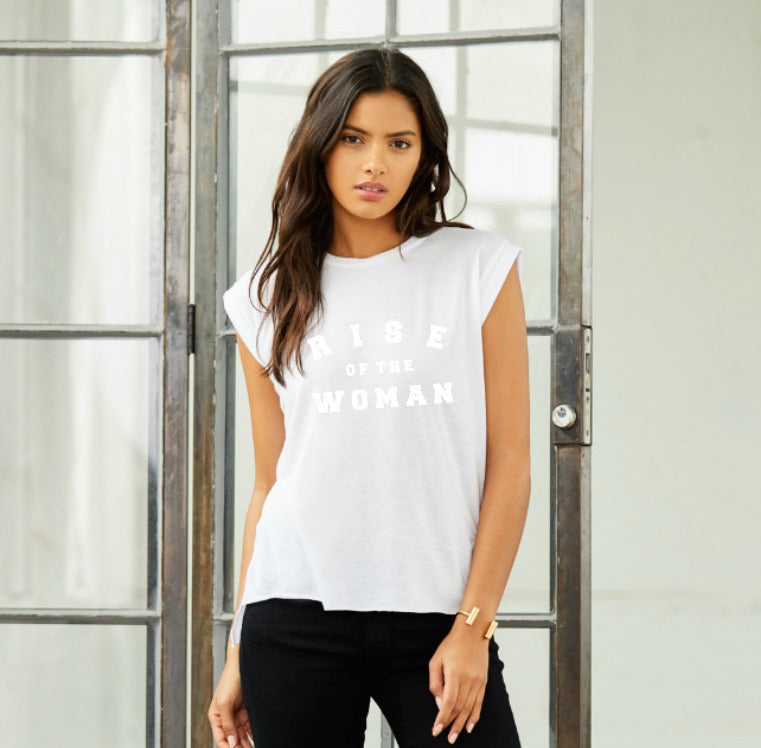 RISE OF THE WOMAN TOP FEMINIST APPAREL